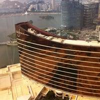 Photo taken at Encore - Wynn Macau by Eric B. on 12/10/2012