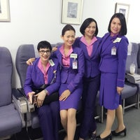 Photo taken at Thai Airways Crew Center Laksi by Karita V. on 2/15/2016