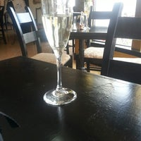 Photo taken at Cuvee Champaigne & Wine Bar by Ana D. on 7/1/2013