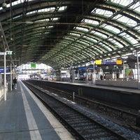 Photo taken at Berlin Ostbahnhof by Marc G. on 7/17/2013