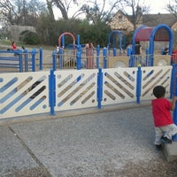 Photo taken at Barton Springs Playground by Gabe G. on 2/2/2013