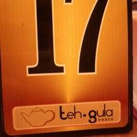 Photo taken at Teh Gula Resto by eko s. on 5/2/2013