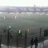Photo taken at Estadio Ruben Marcos Peralta by Joaquín P. on 8/22/2015