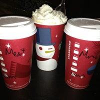 Photo taken at Starbucks by Sevda Ö. on 1/5/2013