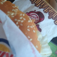 Photo taken at Burger King by Veronica on 6/1/2013
