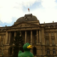 Photo taken at Royal Palace by Cédric P. on 12/27/2012