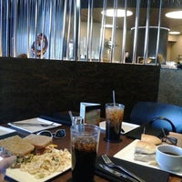 Photo taken at Cafe 501 by Crystalle M. on 1/22/2013