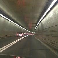 Photo taken at Baltimore Harbor Tunnel by Tarang G. on 4/6/2013