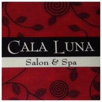 Photo taken at Cala Luna Salon & Spa by Cala Luna Salon & Spa on 10/13/2013