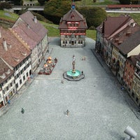 Photo taken at Swiss Miniatur by ☭Ⓚⅰℜⅰℒℒ☭ Ⓖ. on 3/29/2013