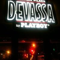 Photo taken at Cervejaria Devassa by Marco C. on 12/17/2012