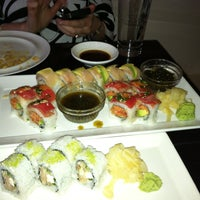 Photo taken at Sushi Sasa by Stephen B. on 4/21/2013