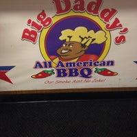 Photo taken at Big Daddy's BBQ by Reggie H. on 10/13/2013