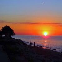 Photo taken at El Masnou by Alba P. on 9/22/2013