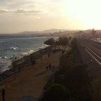 Photo taken at El Masnou by Alba P. on 3/31/2013