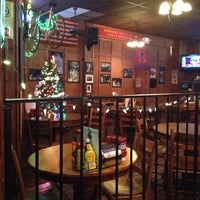 Photo taken at Manuel's Tavern by Laura D. on 12/21/2012