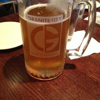 Photo taken at Granite City Food & Brewery by Shane H. on 6/9/2013