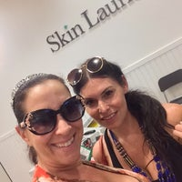 Photo taken at Skin Laundry by Romy S. on 4/18/2015