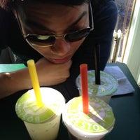 Photo taken at Boston Tea Stop by Melissa G. on 3/9/2013