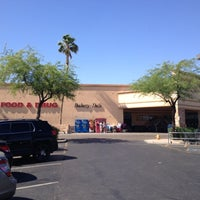 Photo taken at Fry's Food Store by Mossman $. on 5/16/2013
