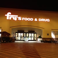 Photo taken at Fry's Food and Drug by Mossman $. on 3/18/2013