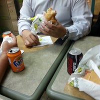 Photo taken at Subway by Ricky M. on 4/28/2014