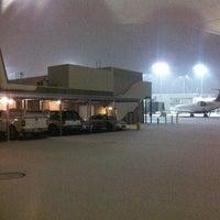 Photo taken at Spokane International Airport (GEG) by Justin B. on 12/24/2012