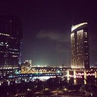 Photo taken at Armani Hotel Dubai by Abdullah p. on 11/22/2012