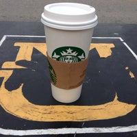 Photo taken at Starbucks by Roni D. on 5/23/2015