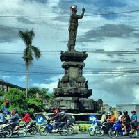 Photo taken at Patung Ngurah Rai Ubung by Henry S. on 1/10/2014