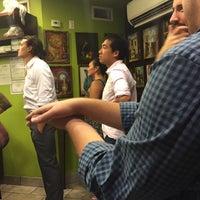 Photo taken at Moody's Falafel Palace by Kristen C. on 9/20/2015
