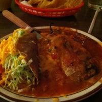Photo taken at Mitla Cafe by Maynard H. on 12/14/2012