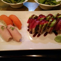 Photo taken at Mei Sushi by Scott F. on 11/26/2014
