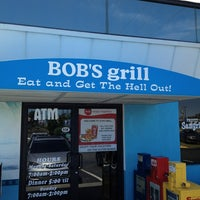 Photo taken at Bob's Grill by Michael M. on 5/26/2013