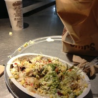 Photo taken at Chipotle Mexican Grill by Kisa R. on 12/29/2012