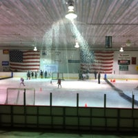 Photo taken at Foothills Ice Rink by Gregory B. on 12/18/2012