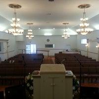 Photo taken at Christian Life fellowship Center by Roman P. on 2/24/2013