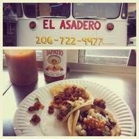 Photo taken at Tacos El Asadero by Sam W. on 9/23/2013