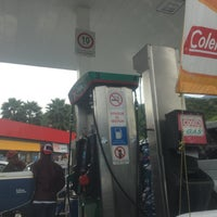 Photo taken at Oxxo Gas by Federico C. on 10/22/2016