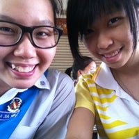 Photo taken at SMK Convent Klang by Jia X. on 1/9/2013