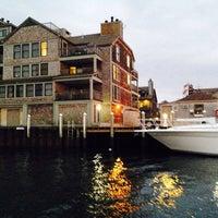 Photo taken at Rhode island Stateline by Courtney O. on 10/23/2013