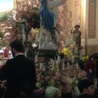 Photo taken at Igreja Matriz São Roque by Ariane B. on 8/15/2016