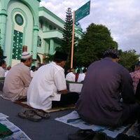 Photo taken at Masjid Agung Al-Hijrah by SABRI -. on 7/5/2016