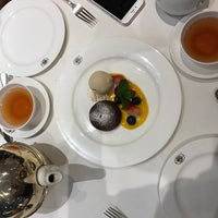 Photo taken at TWG Tea by Feyza A. on 11/11/2016