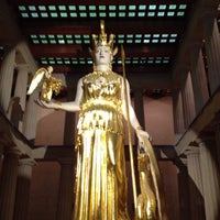 Photo taken at The Parthenon by Jim R. on 5/25/2013