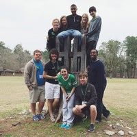 Photo taken at Camp Grant Walker by Jordan D. on 3/9/2014