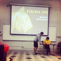 Photo taken at LSU - Coates Hall by Jordan D. on 2/16/2013