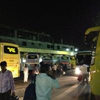 Photo taken at VRL Travels by Rakesh S. on 2/23/2013