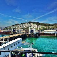 Photo taken at Port of Dover Ferry Terminal by Carlos Alberto M. on 5/5/2013