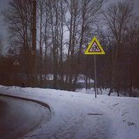 Photo taken at Сайнтек by Igor I. on 2/22/2013